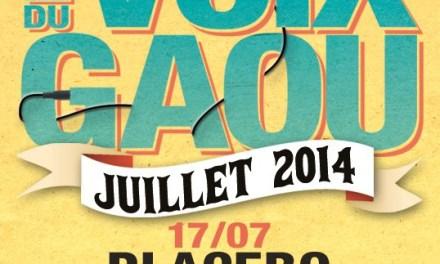 """Festival """"Les Voix du Gaou"""""""