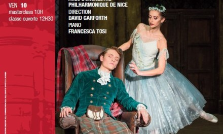 Ballet Nice Méditerranée – Avril 2015