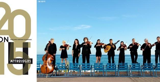 Concert Ensemble Baroque De Nice