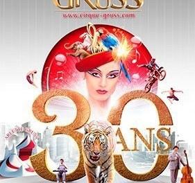 Cirque Arlette Gruss, Écris l'histoire