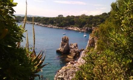 Photo de la semaine : Point de vue depuis la villa Eilenroc