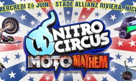 Show Nitro Circus Moto Mayhem