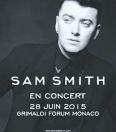 Sam Smith en concert