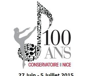 Centenaire du Conservatoire de Nice