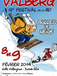 Festival de la BD – Bulles de Neige
