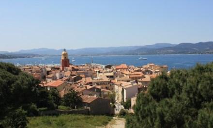 Escapade autour du port de Saint-Tropez
