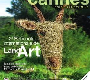 2e Rencontre internationale de Land Art Entre terre et mer