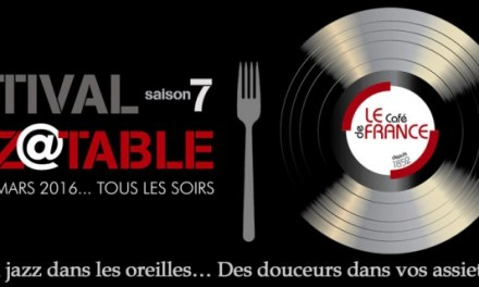 Festival Jazz@Table