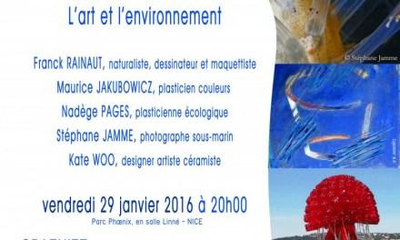 L'art et l'environnement