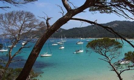 Photo de la semaine : L'île de Porquerolles