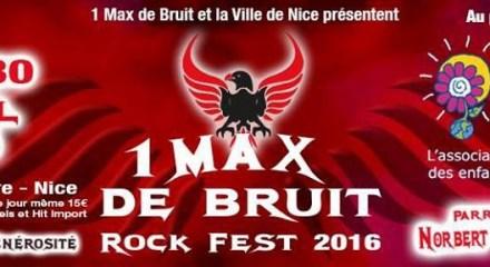 Festival Rock Fest 1 Max de Bruit