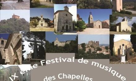 9e Festival de Musique des Chapelles