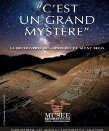 Exposition « C'est un grand mystère»
