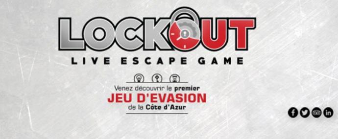 Lockout – Live Escape Game