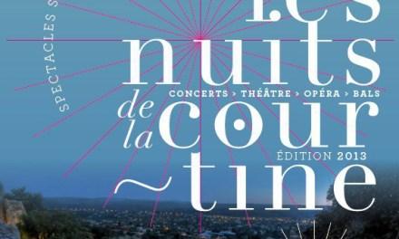 Festival Les Nuits de la Courtine