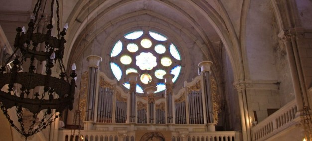 L'orgue révolutionnaire de Rians