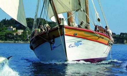 Balade en mer avec SOS Grand Bleu