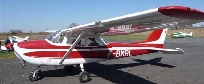 Vol d'initiation avec Aeropilot au Castellet