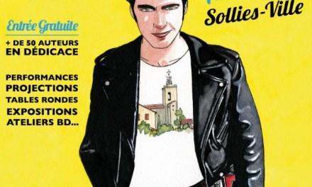 Festival de Bande Dessinée de Sollies-Ville