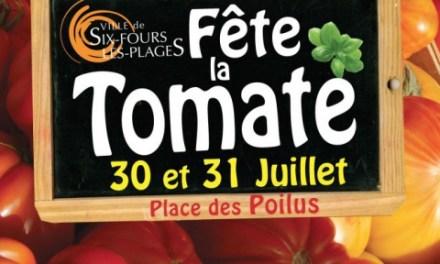 Six-Fours fête la tomate