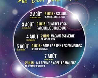 Festival « Au clair de Lune » de théâtre professionnel