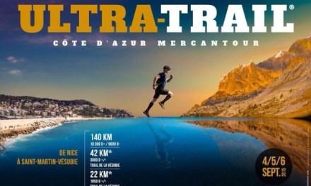 Ultra-Trail® Côte d'Azur Mercantour