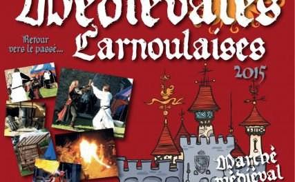 Les Médiévales Carnoulaises