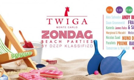 Zondag Beach Parties by DEEP KLASSIFIED