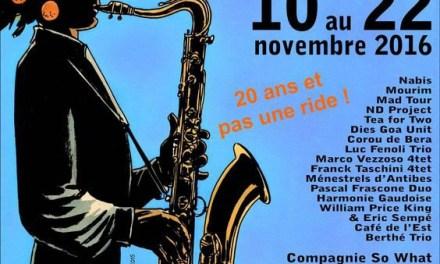 20èmes Rencontres Jazz sous les Bigaradiers