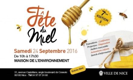 Fête du Miel à la Maison de l'Environnement