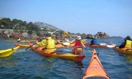 Sorties découverte environnement en kayak