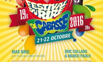 Festival du rire de Cabasse