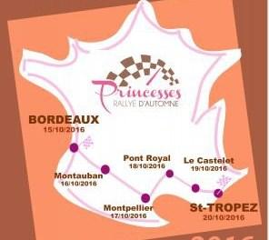 Rallye des Princesses d'Automne