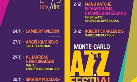 11ème Monte-Carlo Jazz Festival