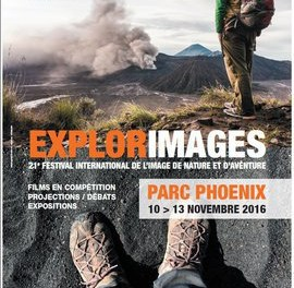 Explorimages, festival du film nature et aventure