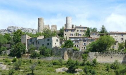 Le plus haut village du Var, Bargème
