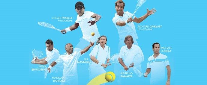 Classic Tennis Tour Saint-Tropez