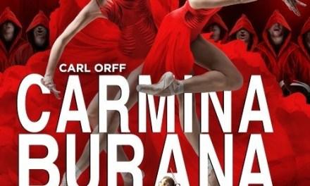 Carmina Burana  à Acropolis le 6 décembre 2017