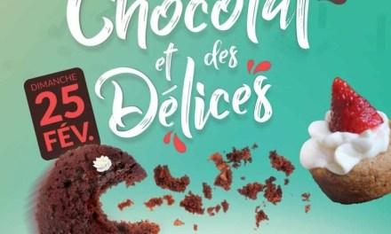 Fête du chocolat et des délices à Roquebrune-sur-Argens le 25 février 2018