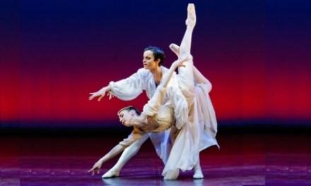 Roméo et Juliette, La Sylphide à l'opéra de Nice du 23 au 31 décembre 2017