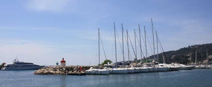 Port Public,Golfe-Juan