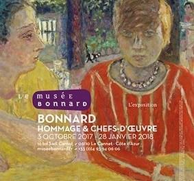 Exposition Bonnard