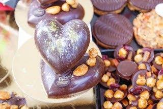 Pain, Amour et chocolat à Antibes du 14 au 18 février 2018