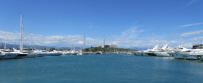 Port Vauban,Antibes Juan-les-pins