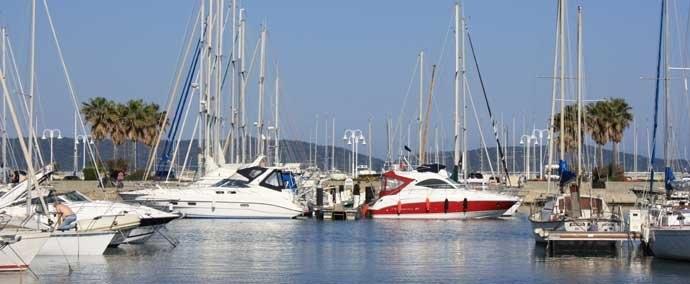Port Privé,Cavalaire-sur-Mer
