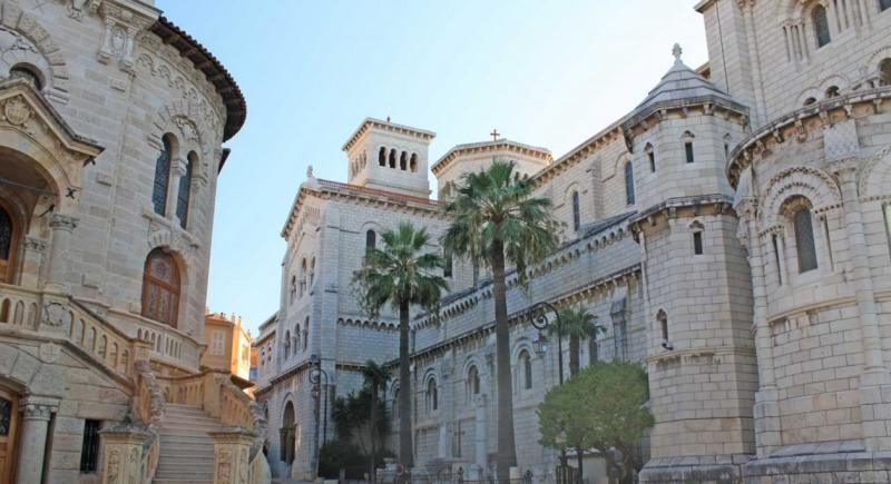 Cathédrale de Monaco: Notre Dame Immaculée