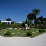 Villa Ephrussi de Rothschild - Jardin à la française, F. Fillon©