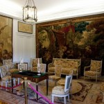 Villa Ephrussi de Rothschild - Salon Louis XVI, F. Fillon©