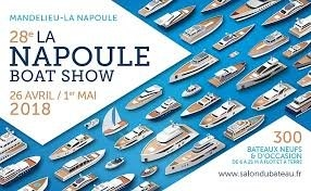 La Napoule Boat Show du 26 avril au 1er mai