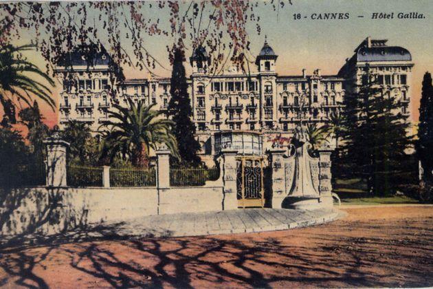 Visite guidée du quartier Montfleury à Cannes